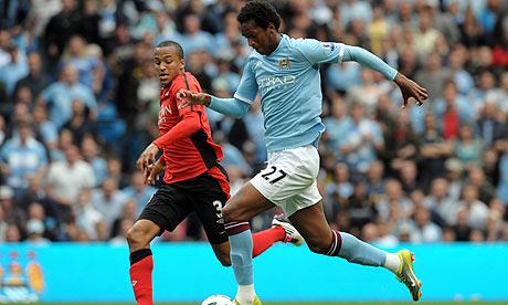 Manchester City's Jô
