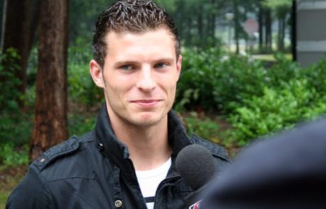 Erik Pieters in action for PSV