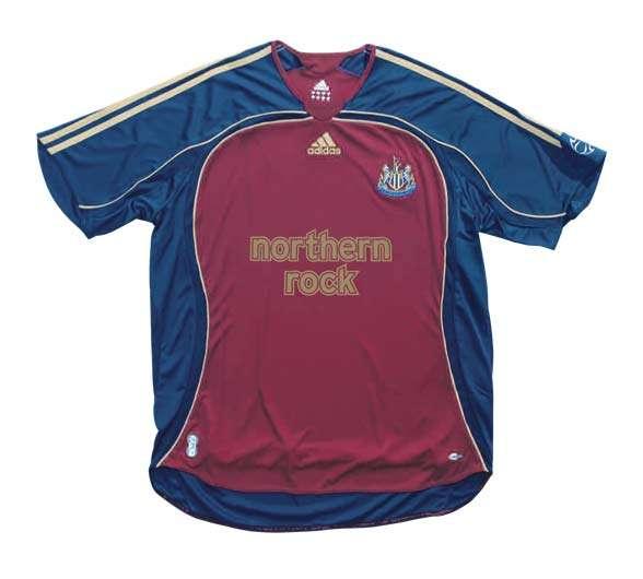Newcastle United 2006-07 Change Kit