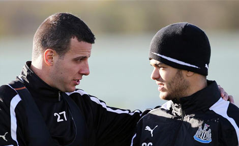 Steven Taylor chats with Hatem Ben Arfa