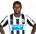Mapou Yanga-Mbiwa Newcastle Profile