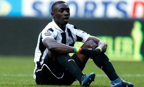 Papiss Cissé mulls over a missed opportunity for Newcastle